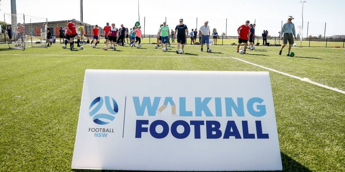 Walking football in the Shoalhaven will kick-off later this month. Photo: Football NSW