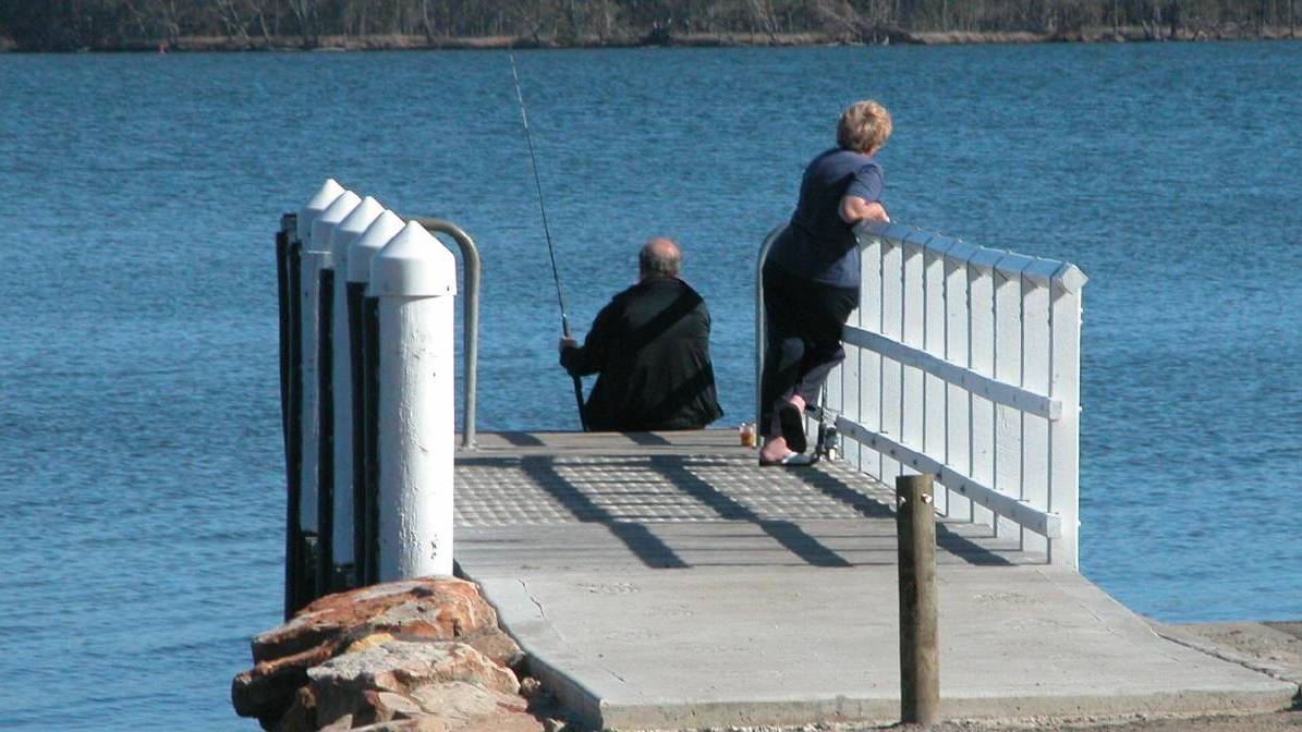 FUNDING: Local anglers are being urged to apply for Recreational Fishing Trust grants. File photo